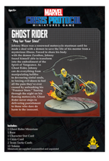 Atomic Mass Marvel Crisis Protocol Ghost Rider