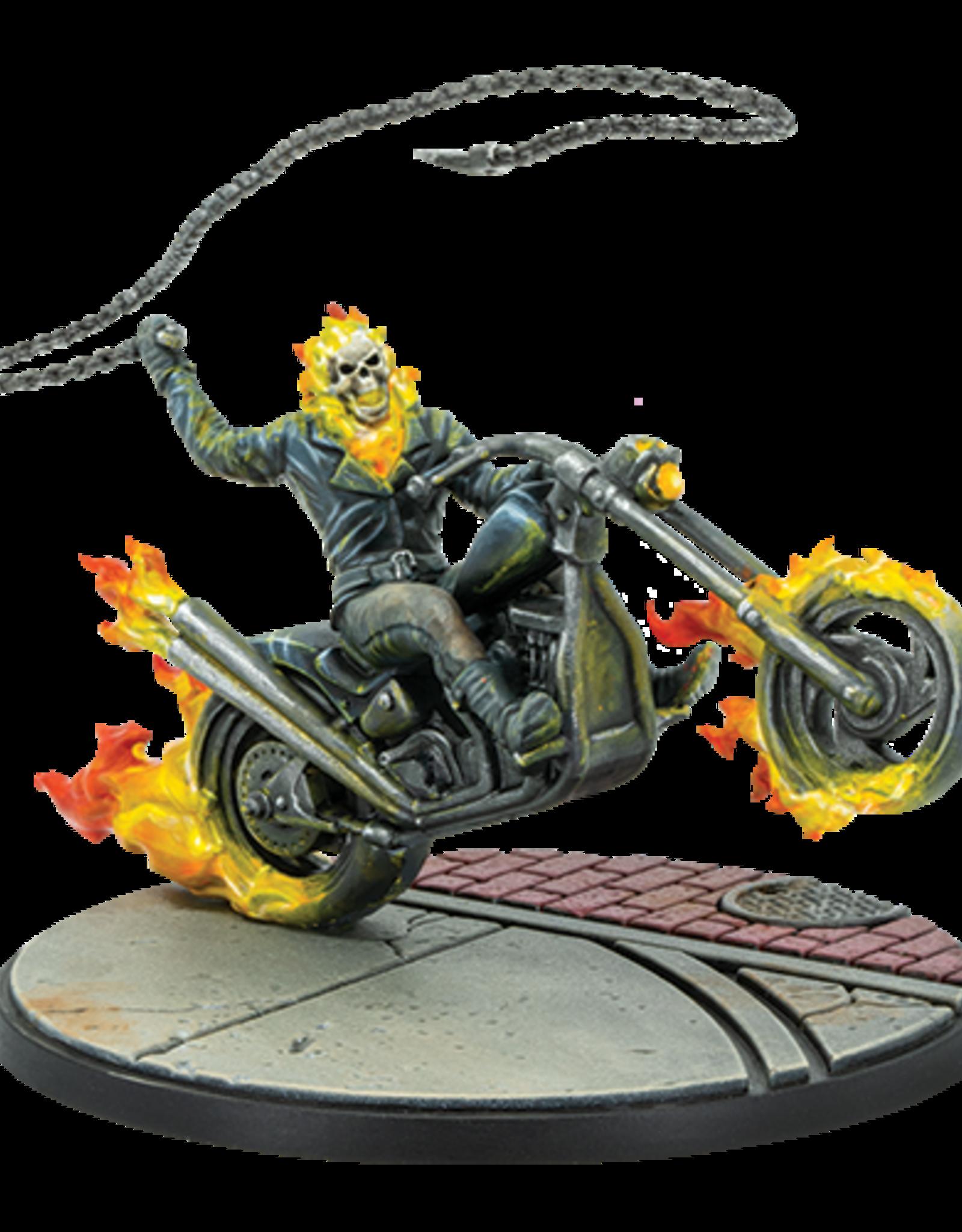 Atomic Mass Marvel Crisis Protocol Ghost Rider