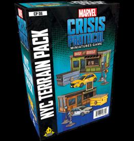 Atomic Mass Marvel Crisis Protocol NYC Terrain Pack