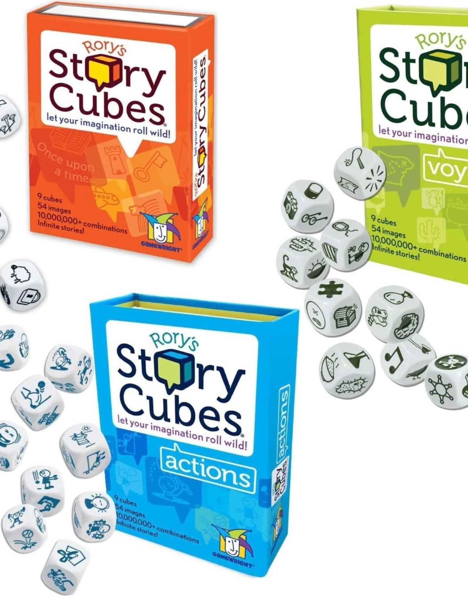 AsmodeeNA Rory's Story Cubes Bundle