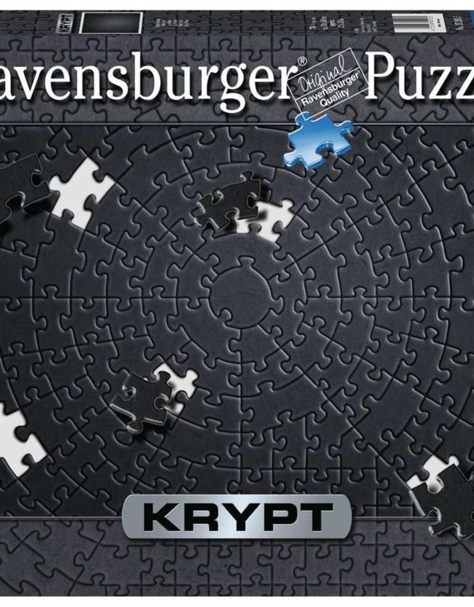 Ravensburger Puzzle 736 pc: Krypt Black