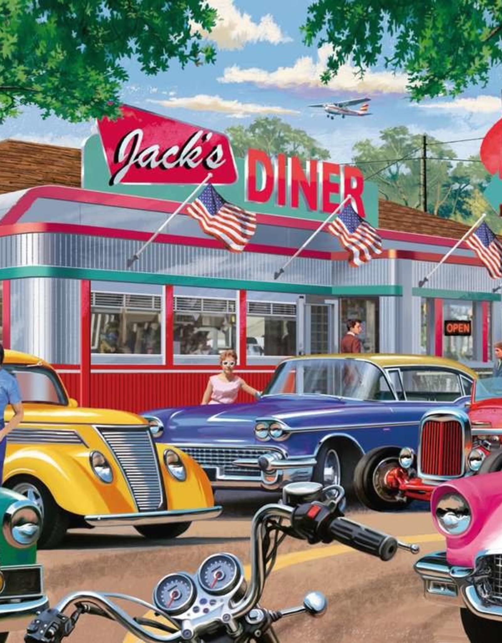Ravensburger Puzzle 750 pc LF: Meet You at Jack's