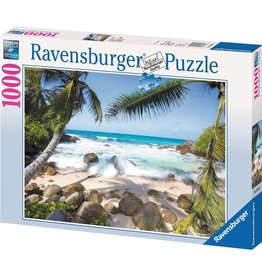 Ravensburger Puzzle 1000 pc: Seaside Beauty