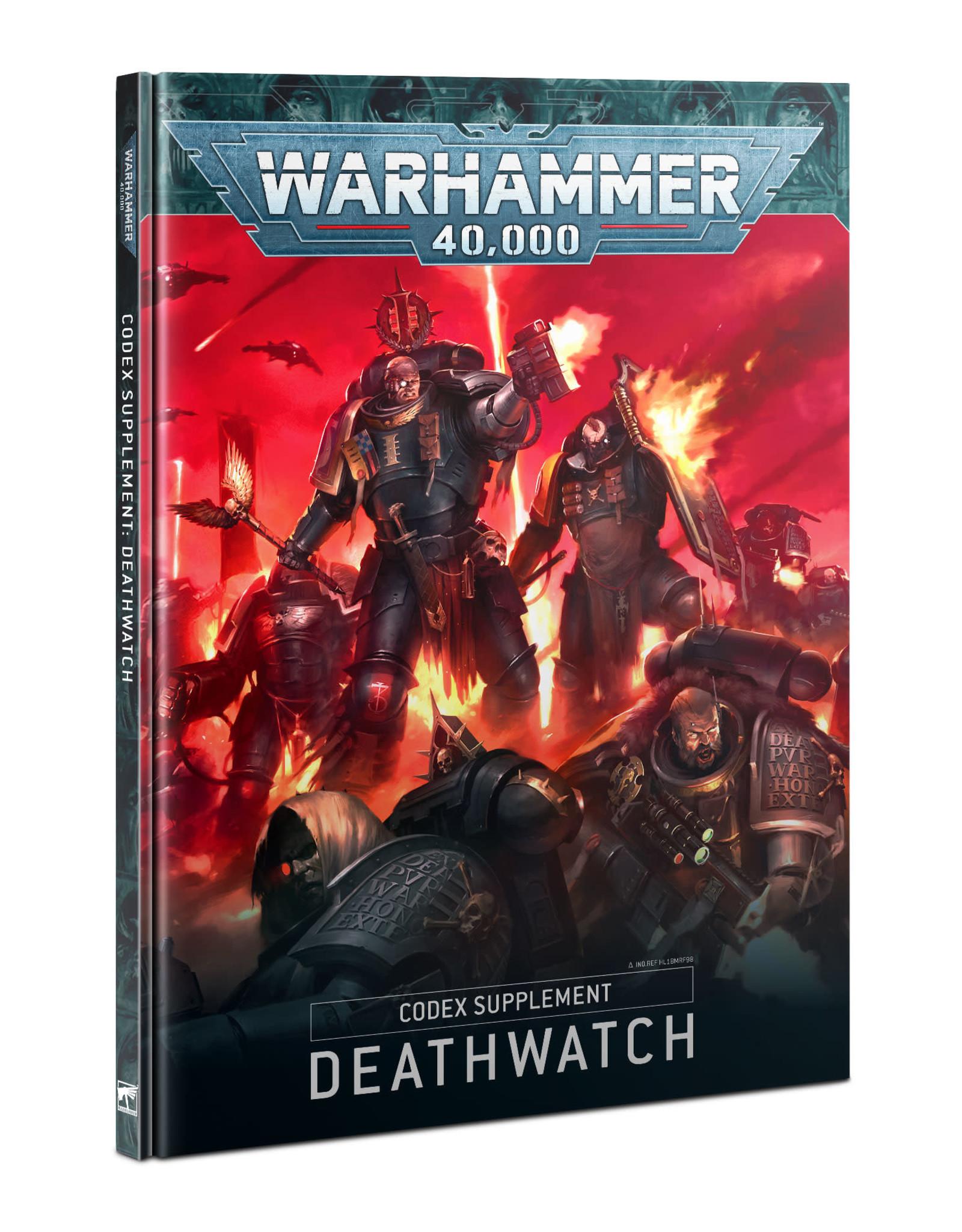 Games Workshop Codex: Deathwatch