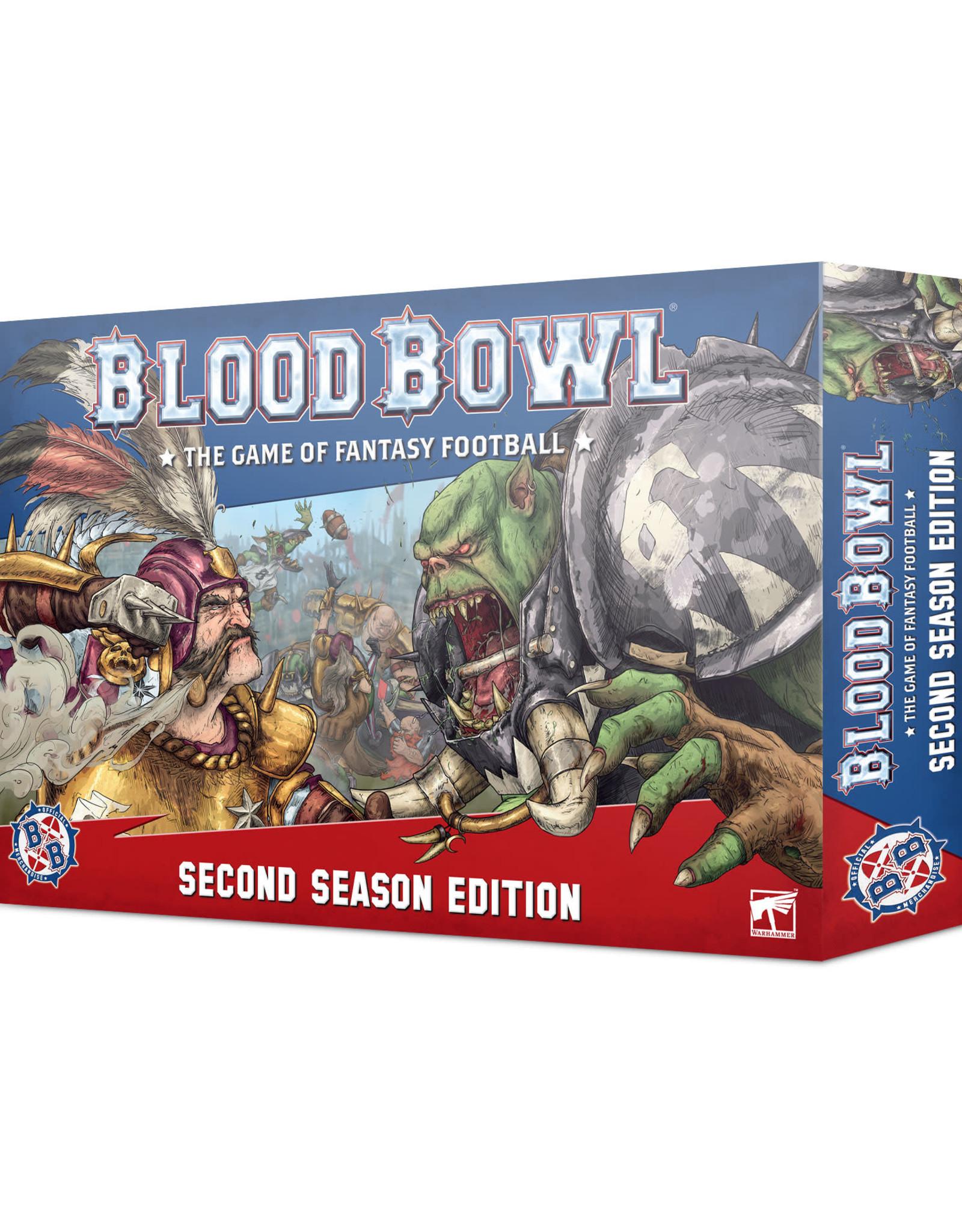 Games Workshop Blood Bowl: Second Season Edition