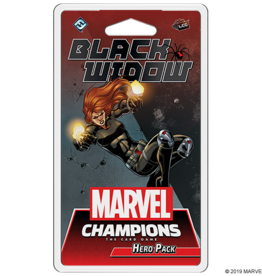 FFG Marvel Champions LCG: Black Widow Hero Pack