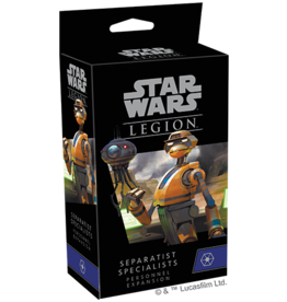 FFG Star Wars Legion: Separatist Specialists Personnel  Expansion