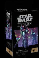 FFG Star Wars Legion: Republic Specialists Expansion