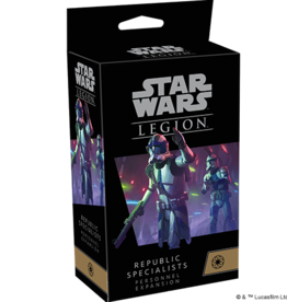FFG Star Wars Legion: Republic Specialists Expansion