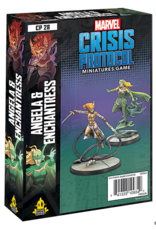 Atomic Mass Marvel Crisis Protocol: Angela and Enchantress