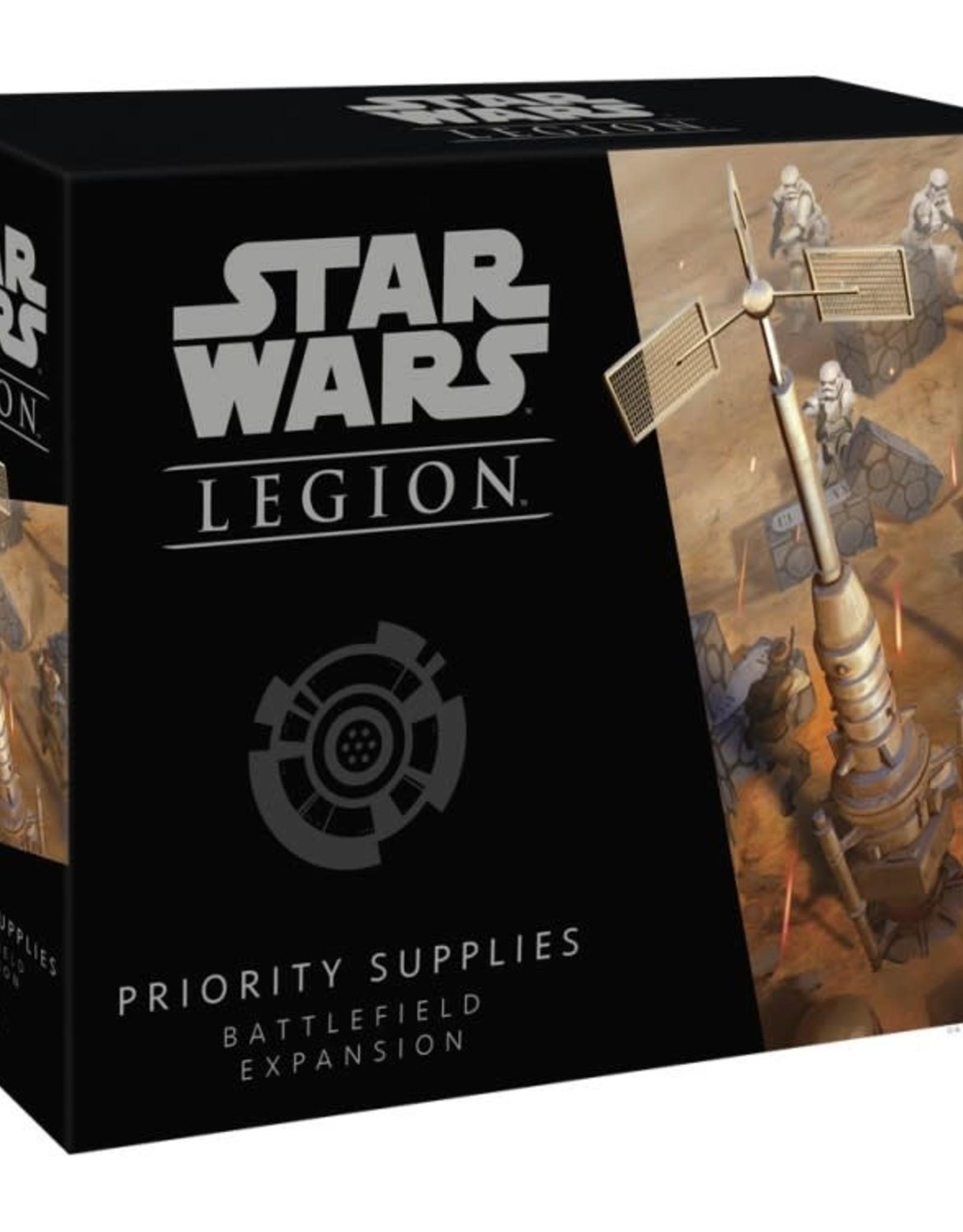 FFG Star Wars Legion: Priority Supplies Battlefield Expansion