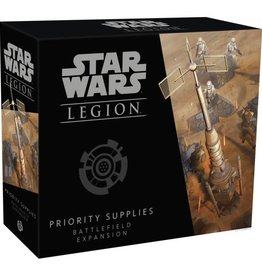 FFG Star Wars Legion: Priority Supplies Battlefield Expansion