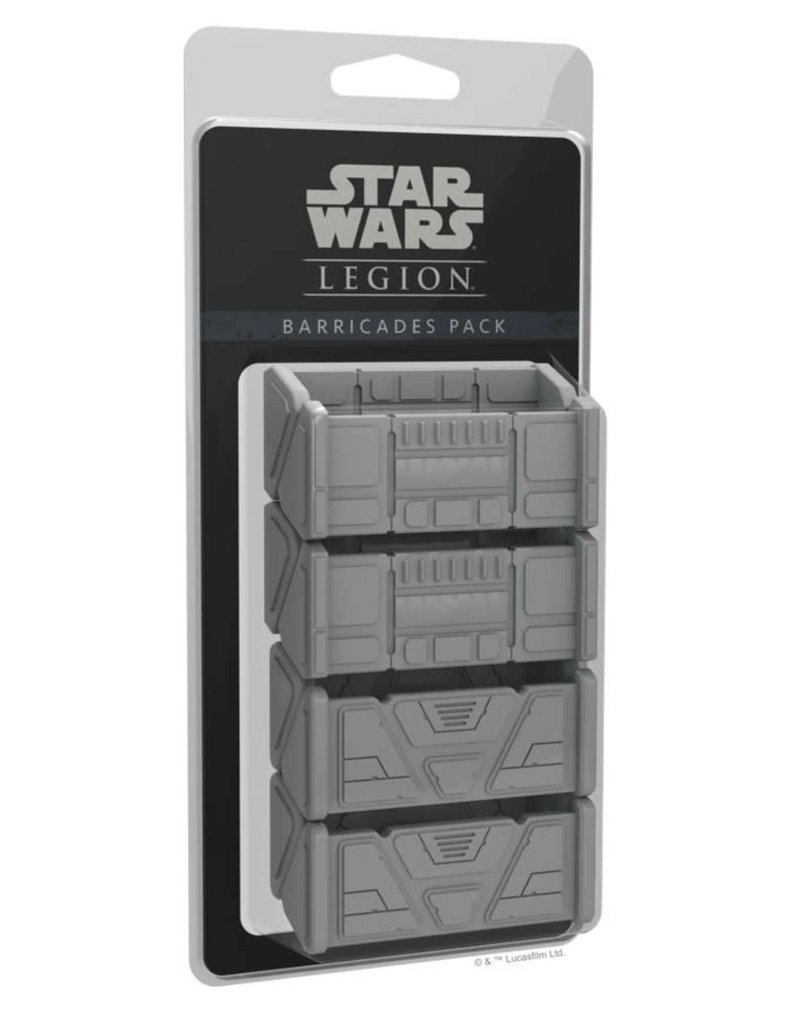 FFG Star Wars Legion: Baricades Pack