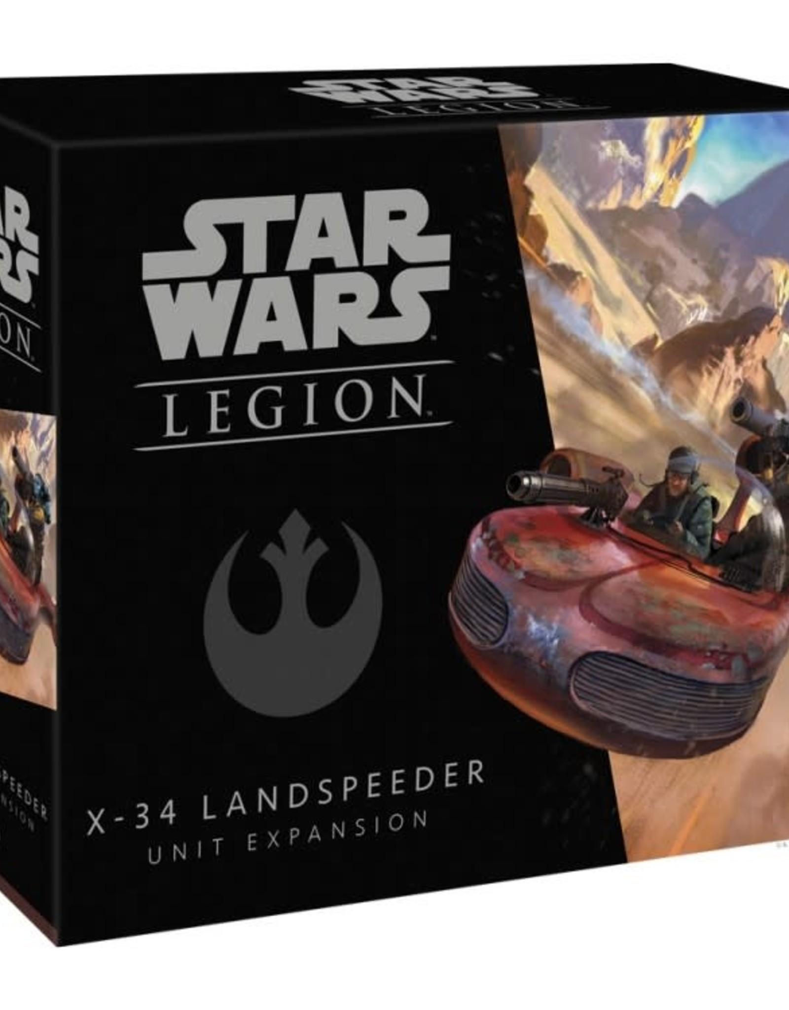 FFG Star Wars Legion: X-34 Landspeeder Expansion