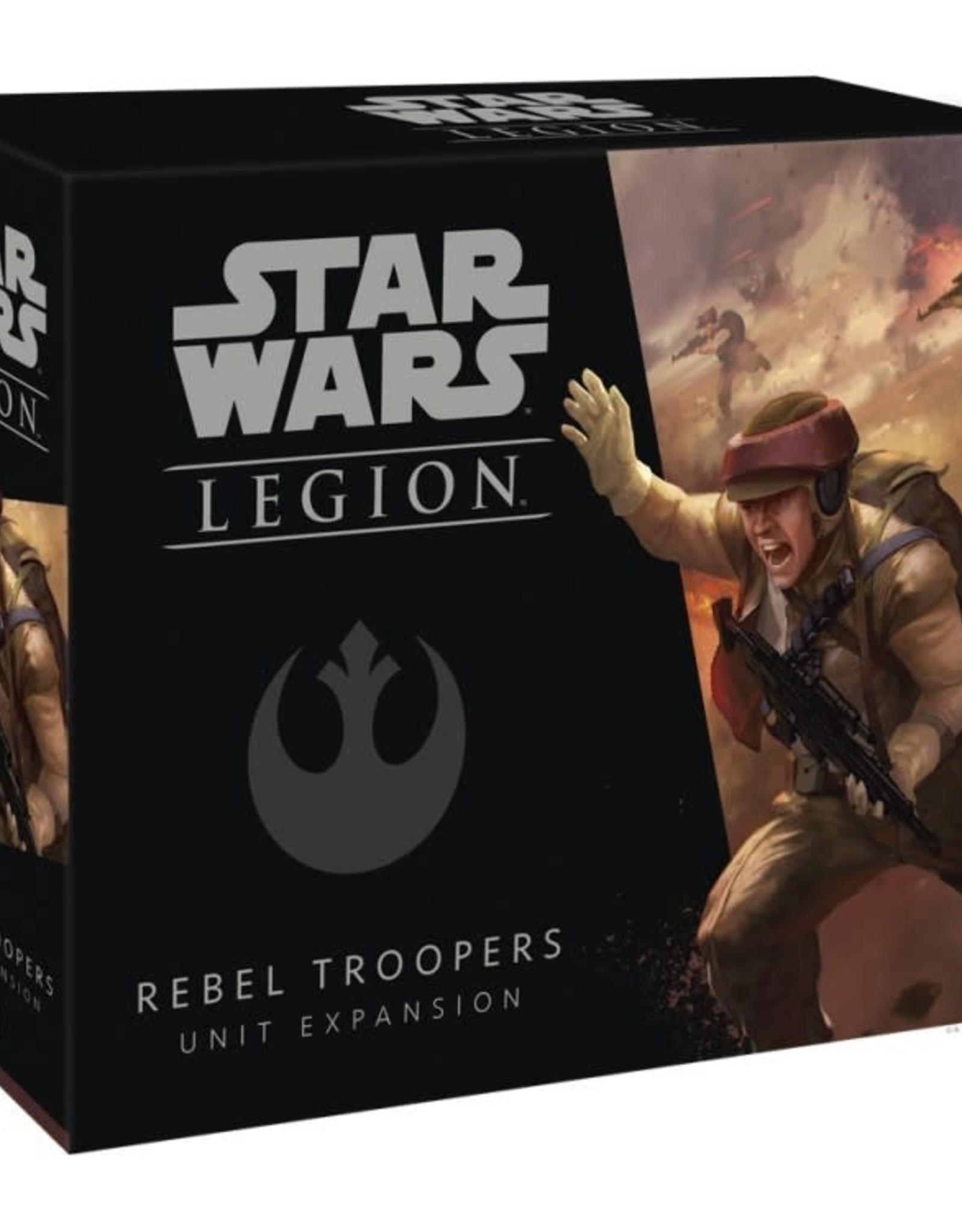 FFG Star Wars Legion: Rebel Troopers Unit Expansion