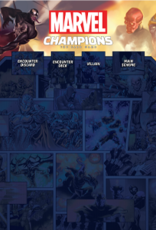 FFG Marvel Champions LCG: 1-4 Player Game Mat