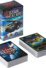 White Wizard Star Realms Deck Building Game