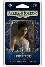 FFG Arkham Horror LCG: Nathaniel Cho Investigator Starter Deck