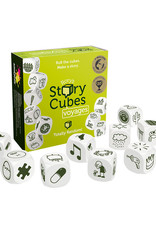 Rorys Store Cubes Rorys Story Cubes: Voyages Box (Green)