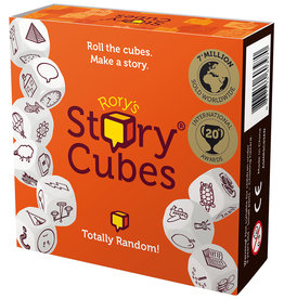 Rorys Store Cubes Rorys Story Cubes: Box (orange)