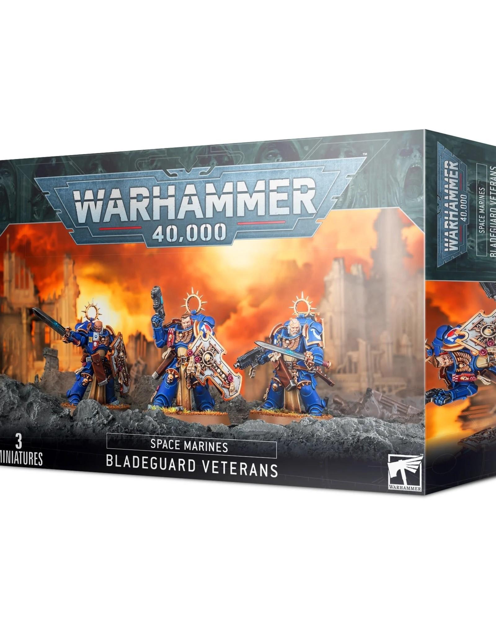 Games Workshop Warhammer 40K: Space Marine - Bladeguard Veterans