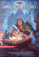 WOTC Dungeons & Dragons 5th Ed: Candlekeep Mysteries