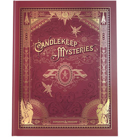 WOTC Dungeons & Dragons 5th Ed: Candlekeep Mysteries  Alt Cover