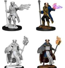 Wizkids D&D Mini: NM Primed: Multiclass Cleric + Wizard