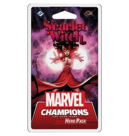 FFG Marvel Champions LCG: Scarlet Witch Hero Pack