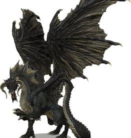Wizkids D&D Miniatures: Adult Black Dragon Premium Figure