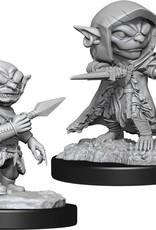 Wizkids D&D Mini: NM Primed: Goblin Female Rogue