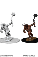 Wizkids D&D Mini: NM Primed: Minotaur