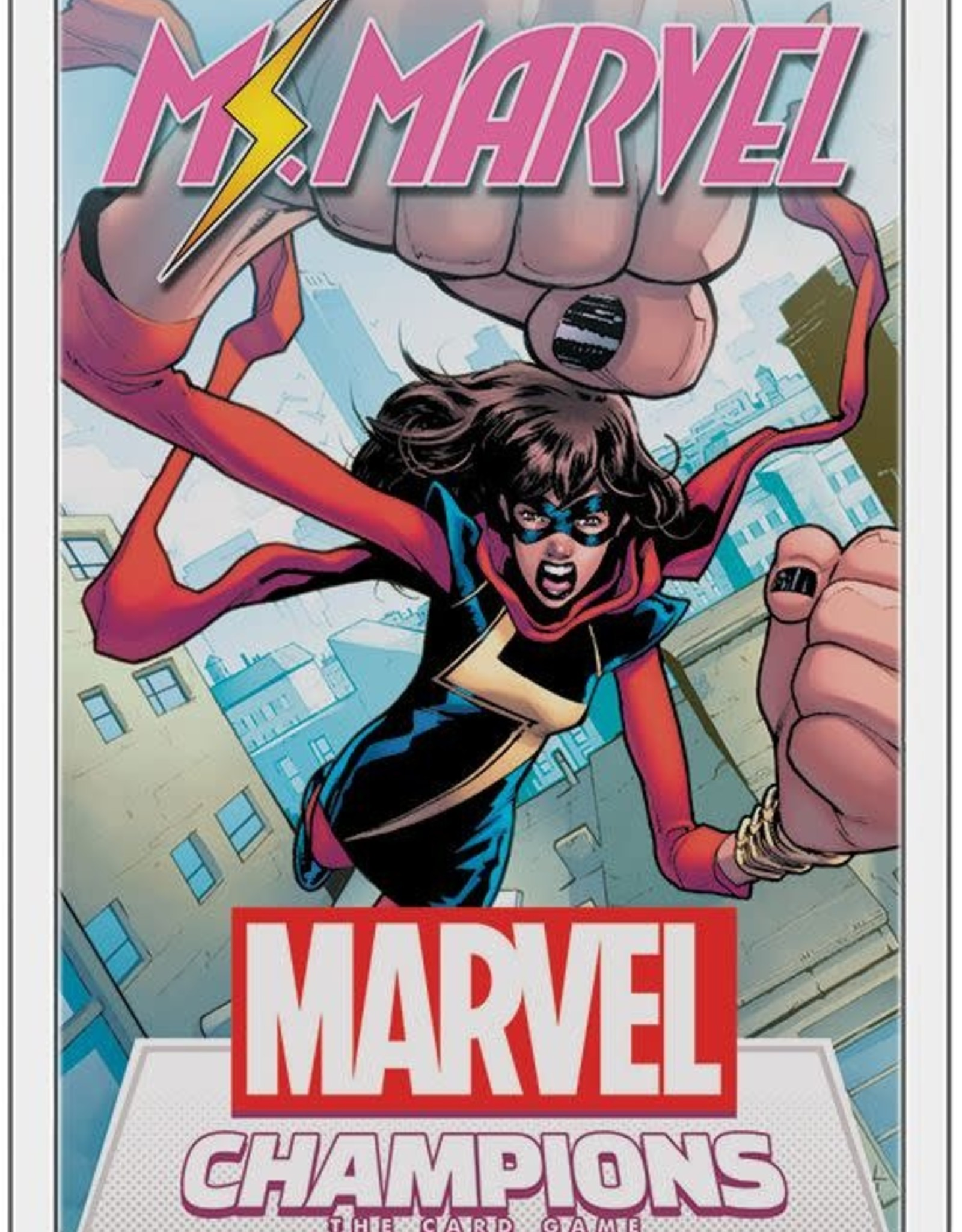 FFG Marvel Champions LCG: Ms. Marvel Hero Pack