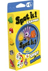 AsmodeeNA Spot It! - Camping (Eco-Blister)