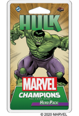 FFG Marvel Champions LCG: Hulk Hero Pack