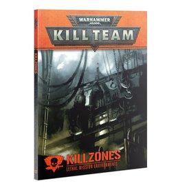 Games Workshop KILL TEAM: KILLZONES (ENGLISH)
