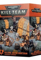 Games Workshop KILLZONE: MUNITORUM HUB