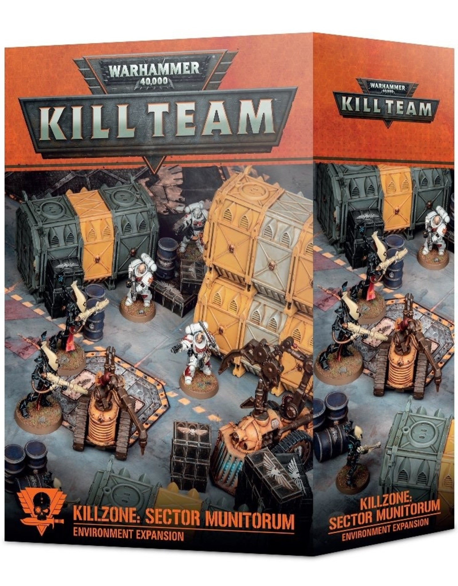 Games Workshop Kuillzone: Munitorum Hub