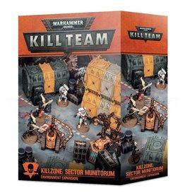 Games Workshop KILLZONE: MUNITORUM HUB