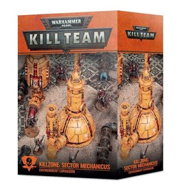 Games Workshop KILLZONE: MECHANICUS REFINERY