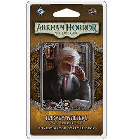 FFG Arkham Horror LCG: Harvey Walters Investigator Starter Deck