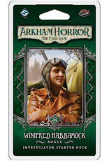 FFG Arkham Horror LCG: Winifred Habbamock Investigator Starter Deck