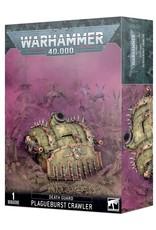 Games Workshop Warhammer 40K: Death Guard Plagueburst Crawler