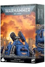 Games Workshop Warhammer 40K: SPACE MARINES: HAMMERFALL BUNKER