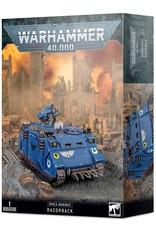 Games Workshop Warhammer 40K: Space Marines Razorback