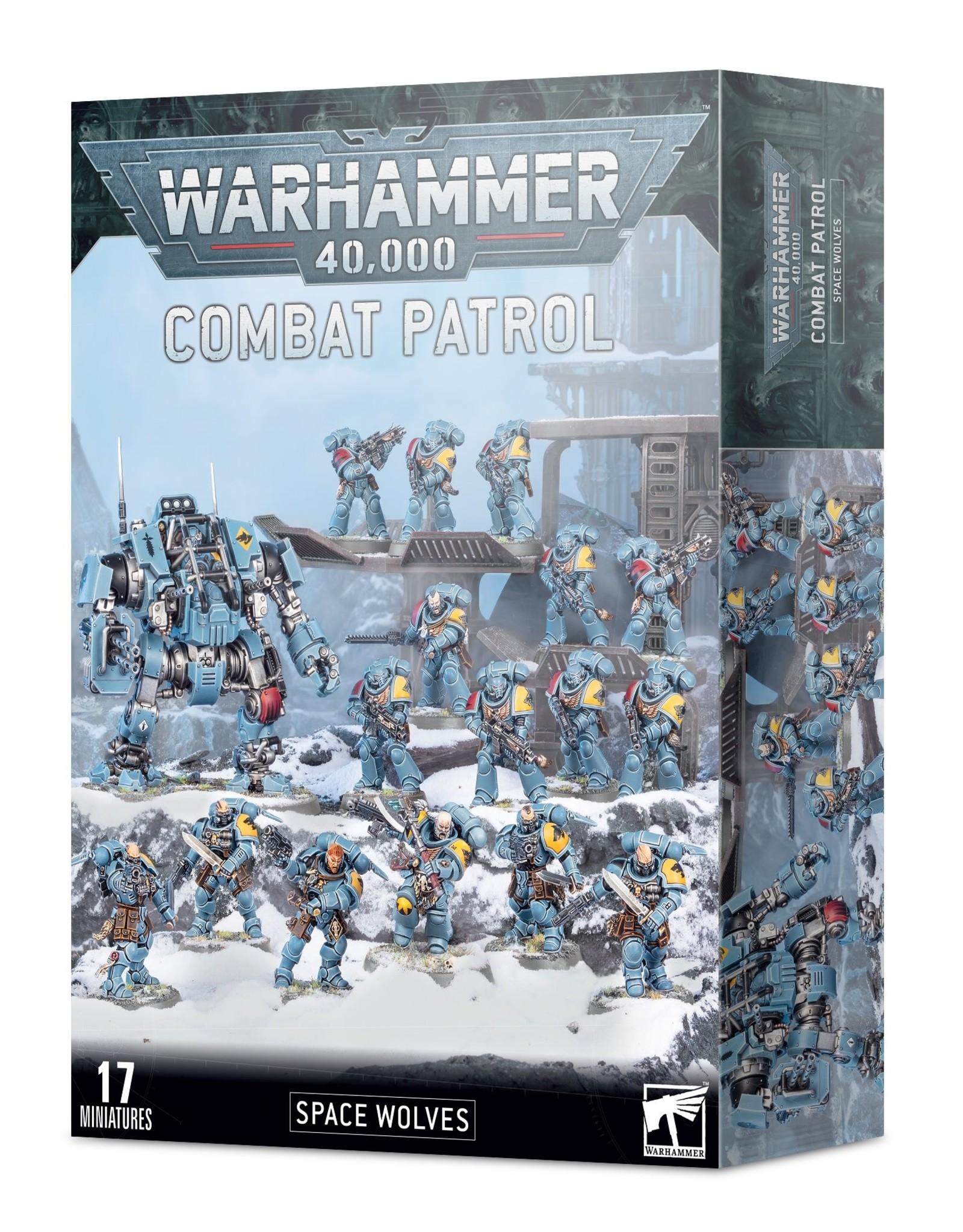 Games Workshop Space Wolves: Combat Patrol