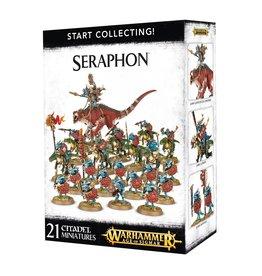 Games Workshop Warhammer AoS: Start Collecting! Seraphon