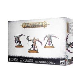Games Workshop Age of Sigmar: Slaangor Fiendbloods