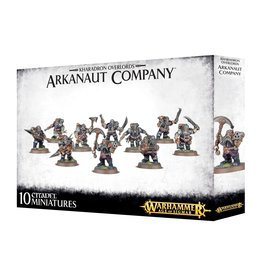 Games Workshop Warhammer AoS: Kharadron Overlords Arkanaut Company