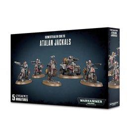 Games Workshop Warhammer 40K: Genestealer Cults Atalan Jackals